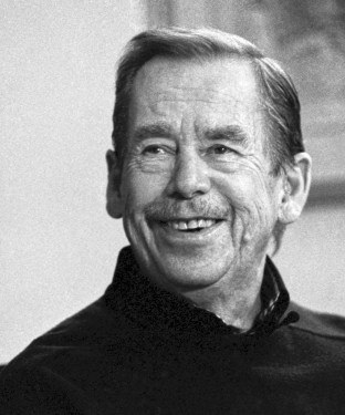Vaclav Havel 2009